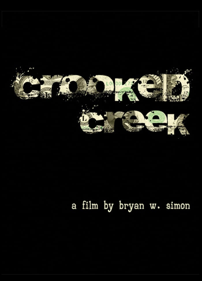 crooked creek poster