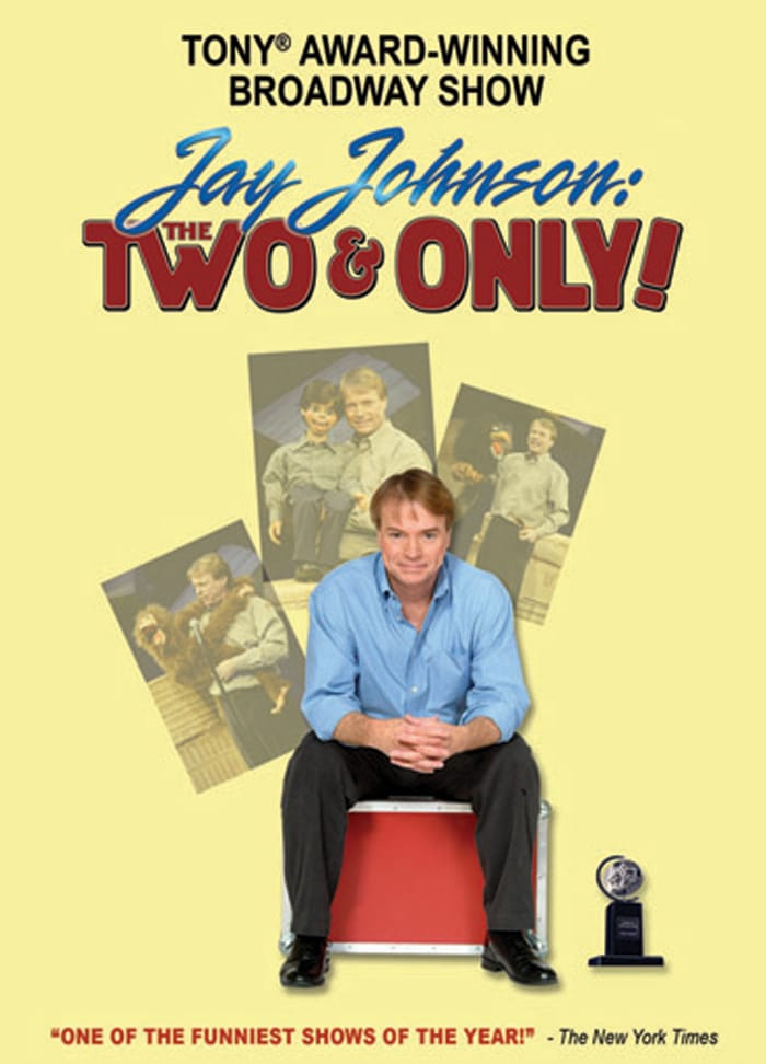 jay johnson the two & only poster